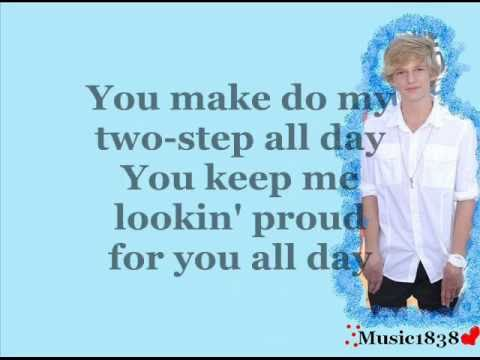 All Day - Cody Simpson Lyrics video