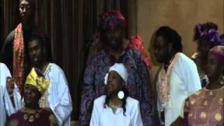Birmingham Community Mass Choir/GMWA - Prayer of Jabez