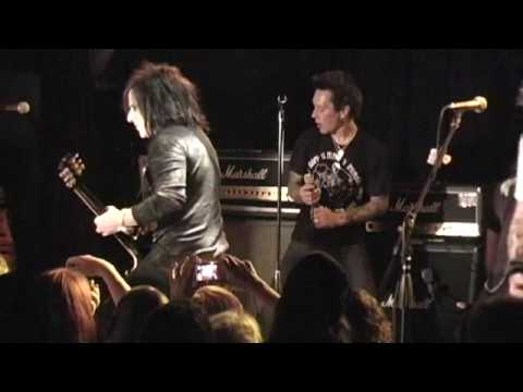 Rebel Yell w/ Steve Stevens - Ginger @ Viper Room Hollywood 8.26.09