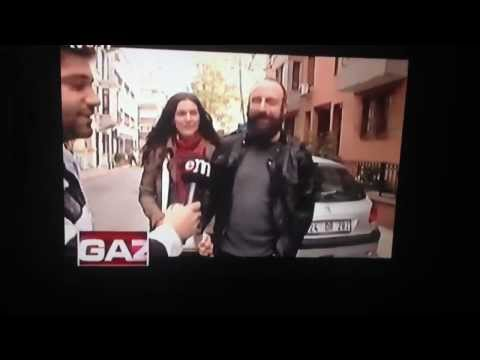 Bergüzar Korel & Halit Ergenç - Em TV