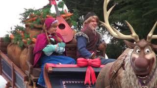 TDL : Frozen Fantasy Parade. フローズン・ファンタジー・パレード