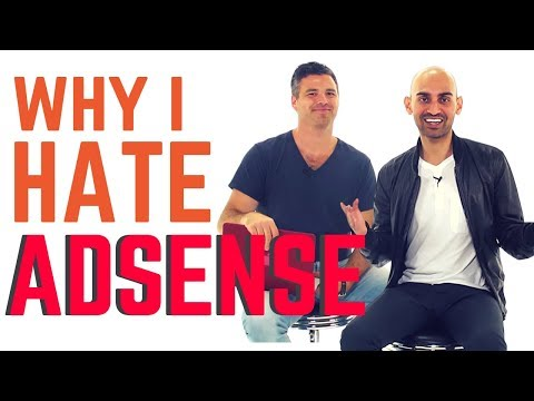 Why I HATE Adsense (And REFUSE To Use It On My Website)