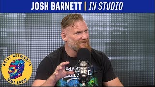 Josh Barnett calls out USADA, signs Bellator contract live | Ariel Helwani's MMA Show