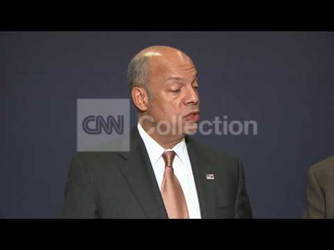 DC: JEH JOHNSON DEFENDS REFUGEE SCREENING PROCESS