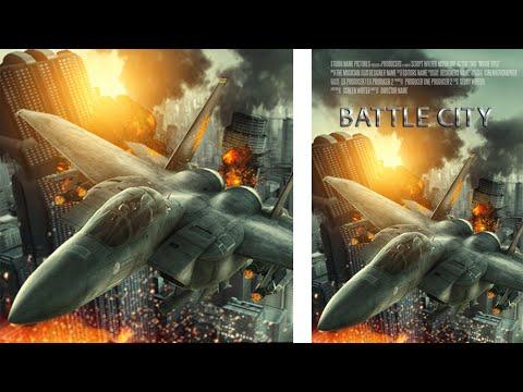 Photoshop Manipulation | Movie Poster Design Tutorial | Fire Effects