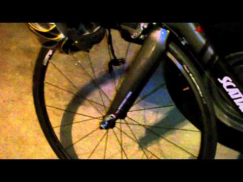 2010 Scattante CFR Carbon Fiber Road Bike Review after 800 Miles