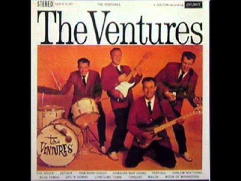 THE VENTURES The Ventures 1961 full album