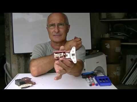 Como Reparar un Blocapuerta de Lavadora--Como Blocapuerta consertar uma máquina de lavar roupa
