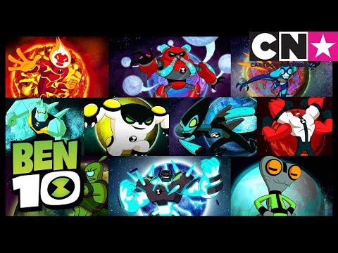 Ben 10 Alien Worlds   Where do all the aliens come from?   Cartoon Network