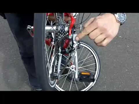 BF Service Tip:  Rear Derailleur Check after unpacking