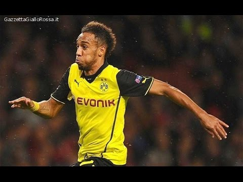 Pierre Emerick Aubameyang Ultimate skills 2014/2015