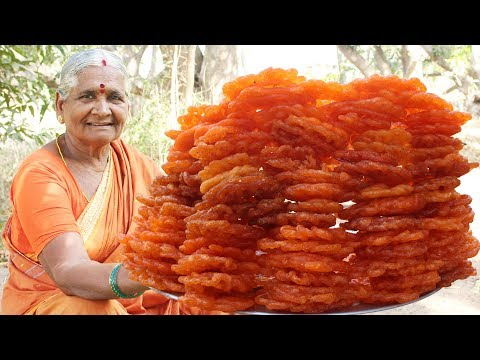 Jangri Recipe | Jhangri Sweet Home Style by Grandma| इस दिवाली घर पर बनाए इमरती | GrandmaFoodNetwork