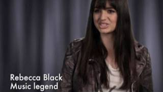 Betwixt The Music: Rebecca Black