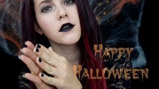 ASMR Dein persönliches HALLOWEEN MAKEOVER ⋆✧⋆ whispered ROLEPLAY in german/deutsch