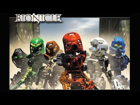 Биониклы мультики все серии на русском. Нарезка моментов