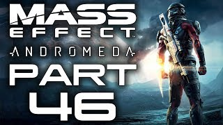 """Mass Effect: Andromeda - Let's Play - Part 46 - """"A Mysterious Remnant Signal (Peebee Loyalty)"""""""