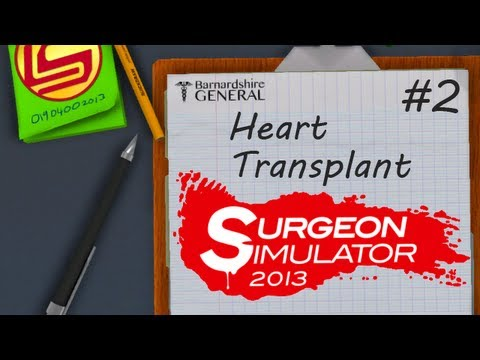 Surgeon Simulator 2013: Poppin' Pills - Smashpipe Games Video