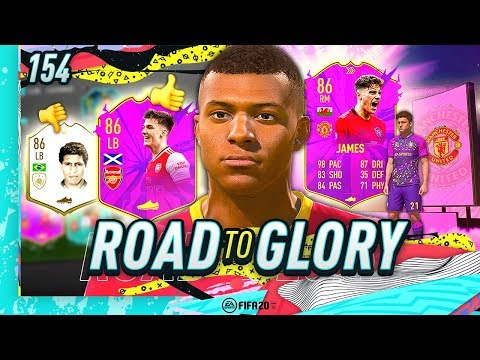 FIFA 20 ROAD TO GLORY #154 - HE'S INSANE!!