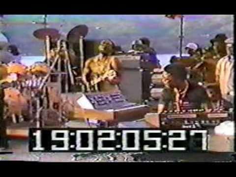 06 Peter Tosh  Rastafari Is  Jamaica World Music Festival 1982