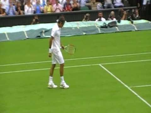 andy murray wimbledon 09. Wimbledon 2009, 1st round,