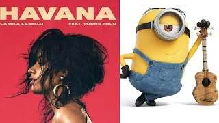Download Lagu Camila Cabello: Havana (Minions Version) Gratis STAFABAND