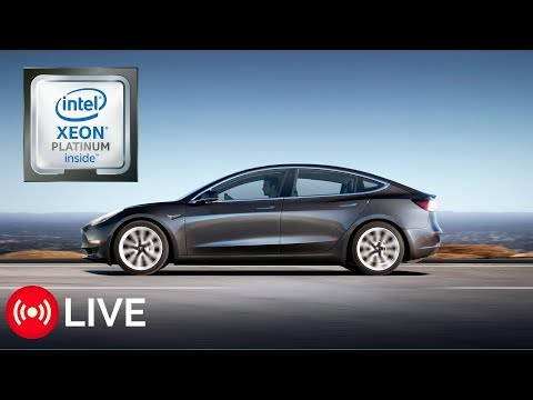 Tesla Model 3 (and others) Will Use Intel for 5G