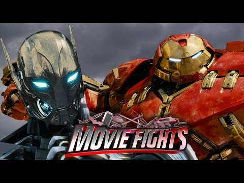 Age of Ultron Trailer Debate - MOVIE FIGHTS!