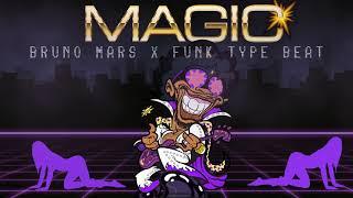 Bruno Mars x Funk Type Beat - Magic *2019*
