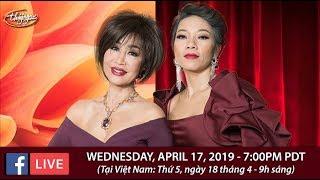 Livestream với Khánh Hà & Hà Trần - April 17, 2019