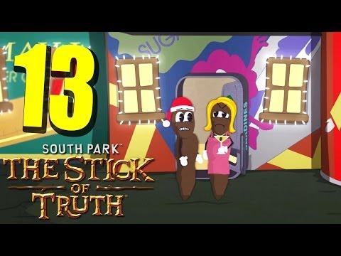 РОЖДЕСТВЕНСКАЯ КАКАШКА И КАНАЛИЗАЦИЯ [South Park: The Stick of Truth] #13