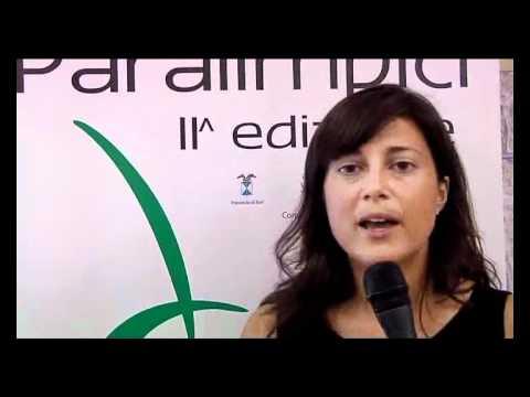 Spot Promo TUTTI INSIEME PER I PARALIMPICI II Edizione.flv