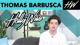 Thomas Barbusca Dishes About Pete Davidson And Cast-mates | Hollywire