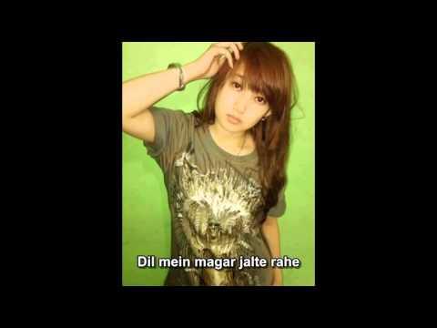 Tere liye - Veer zara Lirik ( indonesia )