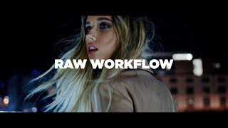 RAW Workflow mit DaVinci Resolve & FCPX! - Tutorial