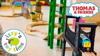 Thomas and Friends LONGEST TRACK EVER! With Thomas Train and Brio! Fun Toy Trains for Children