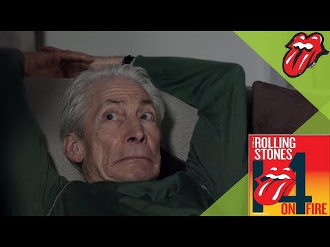 The Rolling Stones - Dramatic Irony - Monty Python Offical video