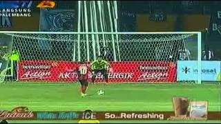 FULL Persib vs Persipura 5-3 Final ISL 07/11/2014 Adu Penalti