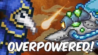 Terraria Overpowered Weapons Pre-Lunatic Cultist | Terraria Top 5 | Console, Mobile & PC