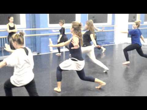 Танцевальный базовый курс  Анастасии Базылевой