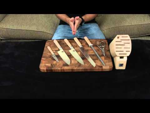 Download Lagu Miyabi Birchwood 7 Piece Knife Set — Review and Information. MP3 Free