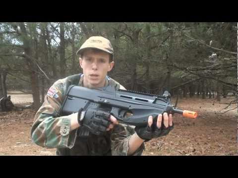 G&G Armament F2000 Airsoft AEG Review