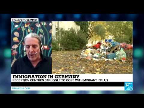 Germany: Bavaria struggles to cope with influx of asylum seekers