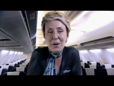 Bloopers of Bare Essentials of Safety from Air New Zealand