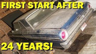 1964 Fairlane 500 First Start in 24 Years!