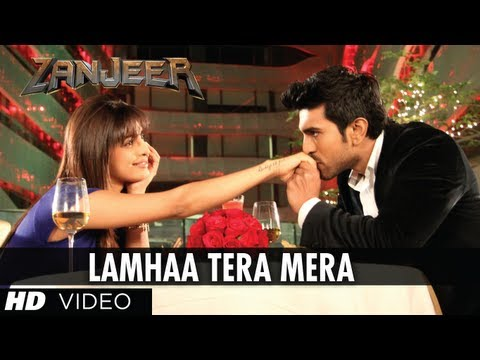 Lamha Tera Mera Video Song Zanjeer | Priyanka Chopra, Ram Charan video