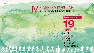IV Carrera Popular Stop Sanfilippo 2015 Largo
