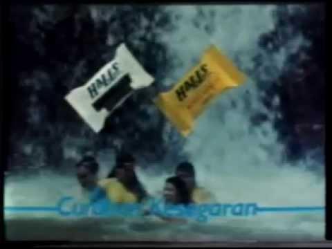 Iklan Gula-Gula Halls (1987)