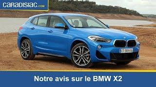 Que vaut le BMW X2 ?