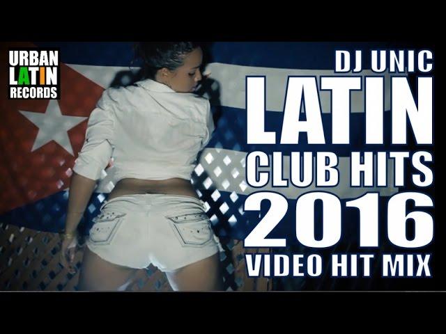 DJ UNIC LATIN CLUB MIX 2016 VOL.1