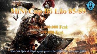 AoE MiNi Cup Bô Lão| Bảng C| Lê Khắc Kiên vs Lưu Trọng Phan